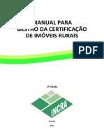 Manual Gestao Certificacao 1ed