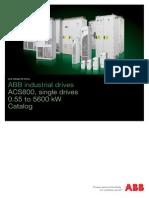ABB ACS800 Frekans Konvertorleri