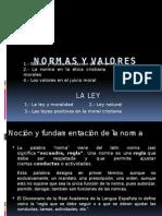 Clase 5 NORMAS Y VALORES.pptx