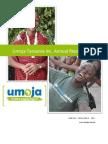 umoja annual report 2013