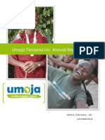 umoja annual report 2013