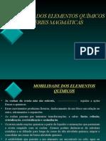 Séries Magmaticas