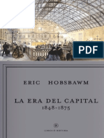 Hobsbawm Eric - La Era Del Capital 1848 - 1875