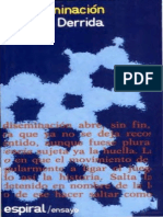 Derrida Jacques - La Diseminacion