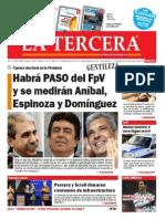 Diario La Tercera 19.06.2015