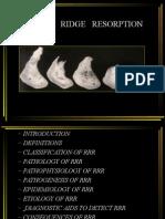 Residual Ridge Resorption (2)