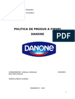 Politica de Produs Proiect-1