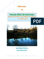 Narnala Wild Life Sanctuary by Ms Imtienla Ao