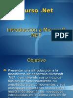 01 .IntroduccionMicrosoft.net