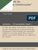 Ayudantía Sokal