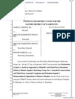 Gordon v. Impulse Marketing Group Inc - Document No. 91