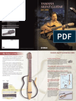Yamaha - SLG-100N - Brochure
