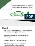 Stanje Tehnike Hibridnih Elektrstaičnih Vozila