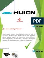 Huion Catalogo WEBNAXH 2015
