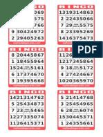 Printable Bingo Card Generator2