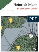 El profesor Unrat de Heinrich Mann r1.0.pdf