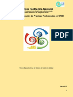 GuiaDePracticasProfesionalesUPISUPIBI2015