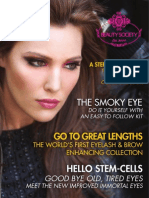 Beauty Society Makeup Catalog