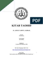 Kitab Tauhid Mama Amilin (Abdul Jabbar)