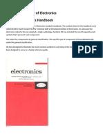 Electronics Symbols Handbook CIE