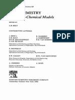 Soil Chemistry- B. Physico-Chemical Models