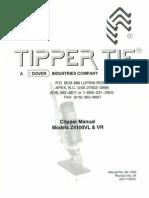 z4100vl&Vr 04 Manual