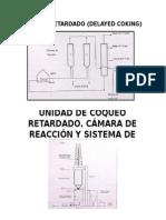 Coqueo Retardado (Delayed Coking)