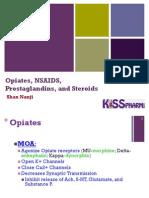 05 Steroids, Opiates, NSAIDS, Prostaglandins, And Steroids