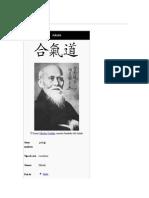 Aikidō  resumen