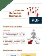 Monitoreo en Recursos Humanos