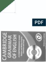 Language of cambridge grammar pdf english the