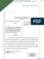 R.K. v. Corporation of the President of the Church of Jesus Christ of Latter-Day Saints, et al - Document No. 47
