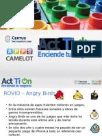 Caso de Éxito (ROVIO - Angry Birds)
