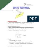 Producto Vectorial