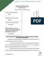 Silvers v. Google, Inc. - Document No. 25