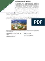 Cantonización de Machala