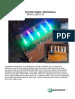 Analizador Spectro 1.0