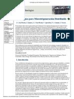 Tecnologías Para Microtrigeneración Distribuida