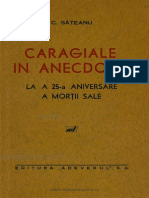 Caragiale in anecdote
