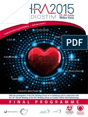 1  FINALPROGRAMMEOKUSETHISONE | Cardiac Arrhythmia