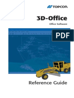 3D Office Refguide