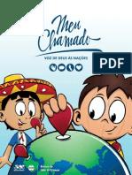Revista Líder de Crianças - Campanha Missionária JMM 2015