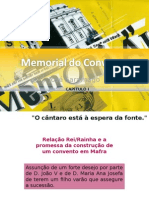 Capítulo 1_Memorial Do Convento