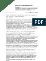 Ordenanza 27.708 - Normas Para El Funcionamiento de Conductos de Evacuación de Gases