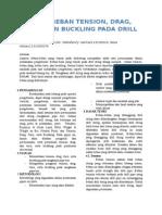Analisa Beban Pada Drillstring
