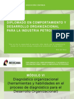 Diagnóstico VI Diplomado DO