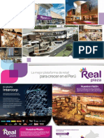 Brochure 2014 Real Plaza