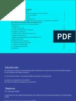 Manual Preparacion y Evaluacion de Proyectos.