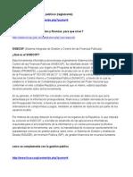 Federación de Contadores Públicos
