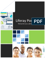 Liferay Portal 6.2 - Manual de uso y administracion básica